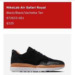 Nikelab air safari royal